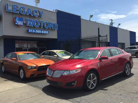 2010 Lincoln MKS for sale in Detroit, MI
