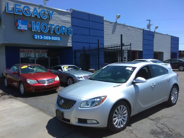 2012 Buick Regal for sale at Legacy Motors in Detroit MI
