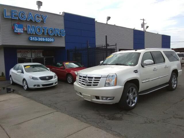 2007 Cadillac Escalade Esv car for sale in Detroit