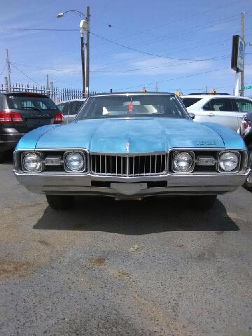 1968 Oldsmobile Cutlass car for sale in Detroit