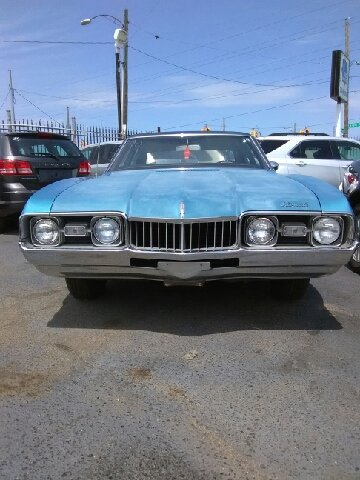 1968 Oldsmobile Cutlass car for sale in Detroit
