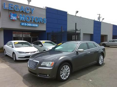 Used cars detroit auto financing detroit mi wayne mi legacy motors 2014 chrysler 300 sciox Image collections