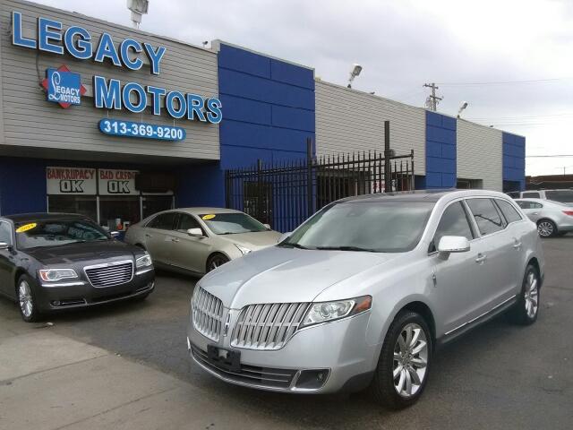 2010 Lincoln Mkt car for sale in Detroit