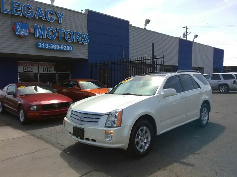 2008 Cadillac Srx car for sale in Detroit