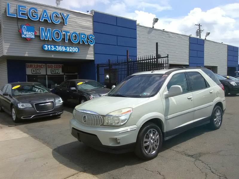 2005 Buick Rendezvous car for sale in Detroit