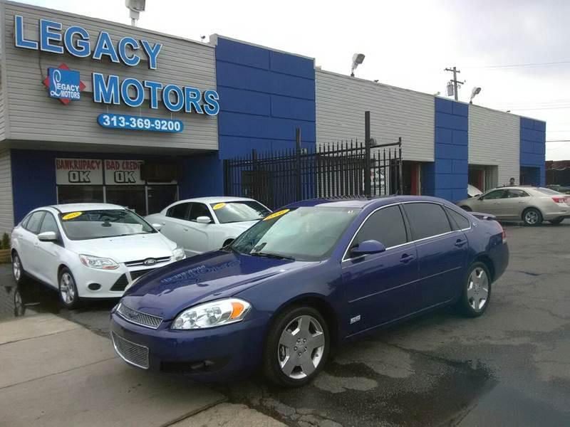 2006 Chevrolet Impala car for sale in Detroit