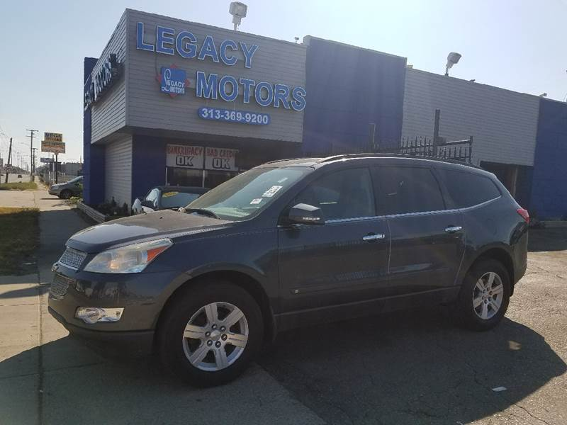 2010 Chevrolet Traverse car for sale in Detroit