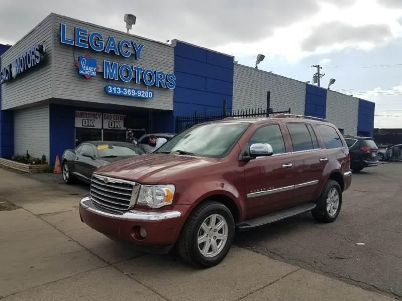 2007 Chrysler Aspen car for sale in Detroit