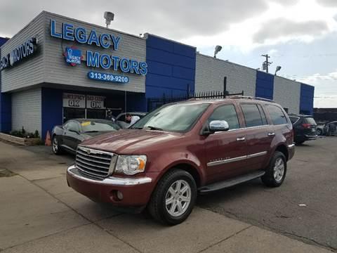 2007 Chrysler Aspen for sale in Detroit, MI