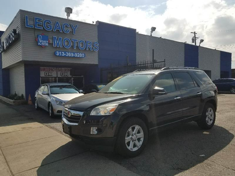 2010 Saturn Outlook car for sale in Detroit