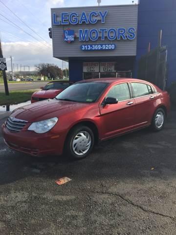2007 Chrysler Sebring car for sale in Detroit