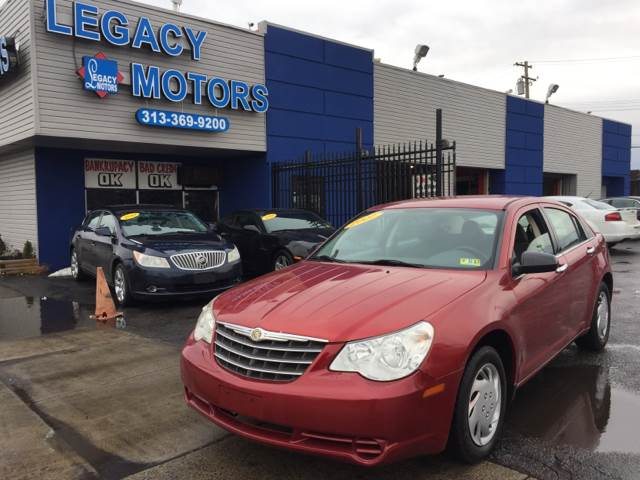 2007 Chrysler Sebring car for sale in Detroit