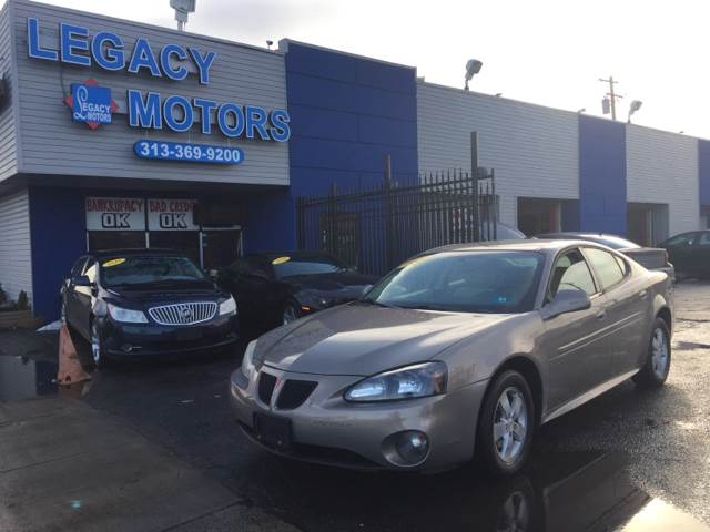 2007 Pontiac Grand Prix car for sale in Detroit