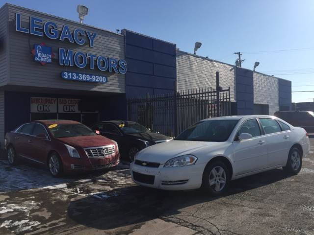 2008 Chevrolet Impala car for sale in Detroit