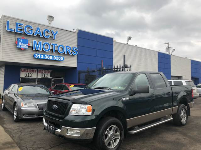 2005 Ford F-150 car for sale in Detroit