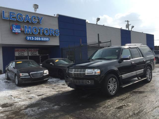 2008 Lincoln Navigator car for sale in Detroit
