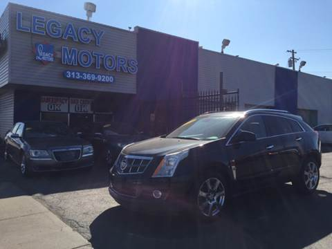 2011 Cadillac SRX for sale at Legacy Motors in Detroit MI