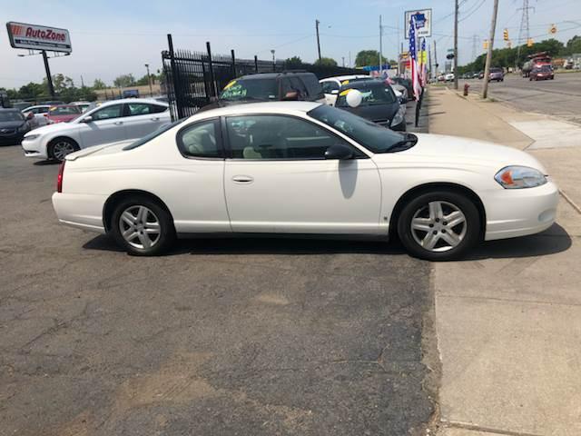 2007 Chevrolet Monte Carlo car for sale in Detroit