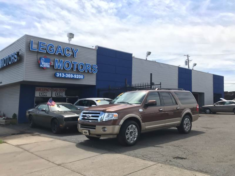2011 Ford Expedition El car for sale in Detroit