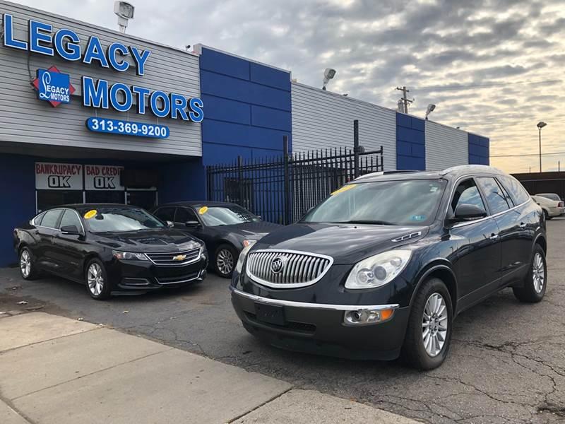 2011 Buick Enclave car for sale in Detroit