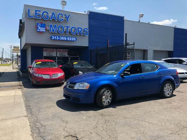 2014 Dodge Avenger car for sale in Detroit