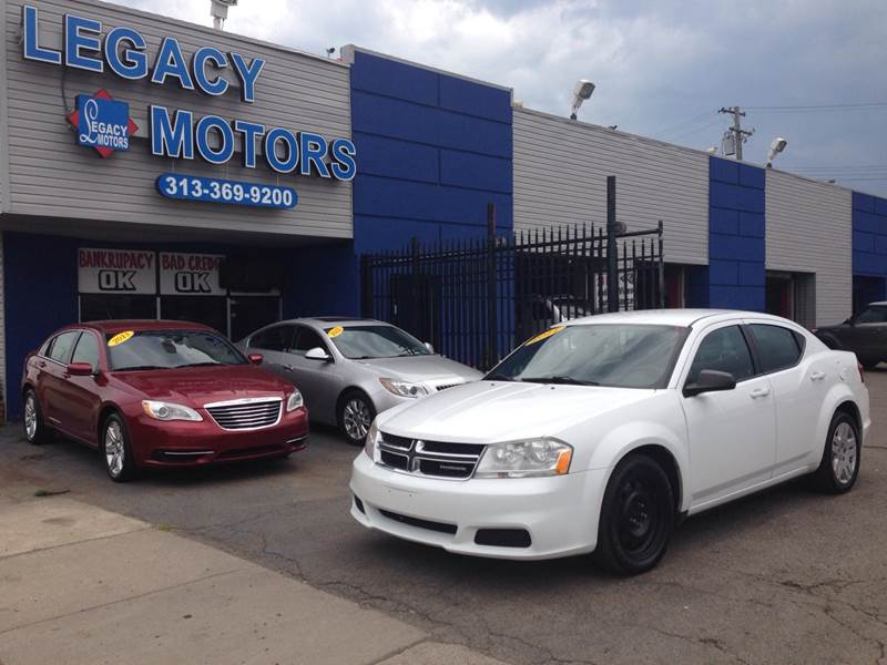 2011 Dodge Avenger car for sale in Detroit