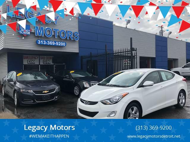 2012 Hyundai Elantra car for sale in Detroit