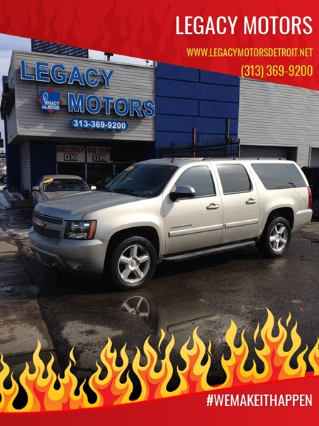 2008 Chevrolet Suburban car for sale in Detroit