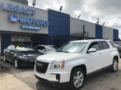 2017 GMC Terrain for sale in Detroit, MI
