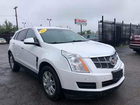 2011 Cadillac SRX for sale in Detroit, MI