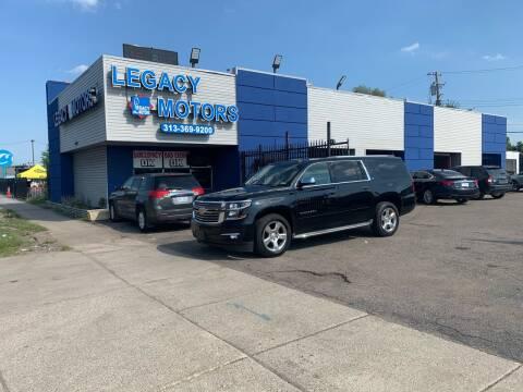 2015 Chevrolet Suburban for sale at Legacy Motors in Detroit MI