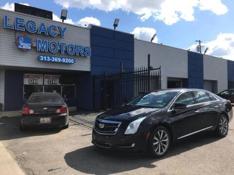 2016 Cadillac XTS Pro for sale at Legacy Motors in Detroit MI