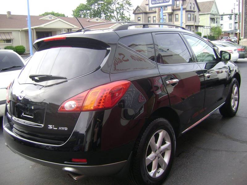2009 Nissan Murano AWD SL 4dr SUV - New Bedford MA