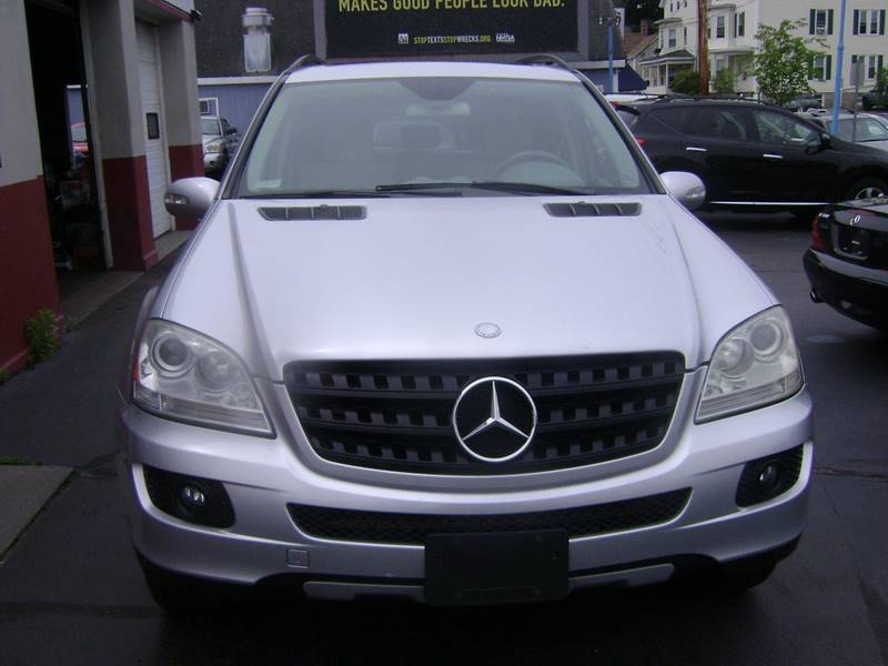 2006 Mercedes-Benz M-Class AWD ML 350 4MATIC 4dr SUV - New Bedford MA