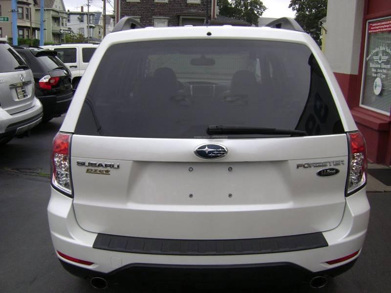 2009 Subaru Forester AWD 2.5 X L.L. Bean 4dr Wagon w/Navi - New Bedford MA