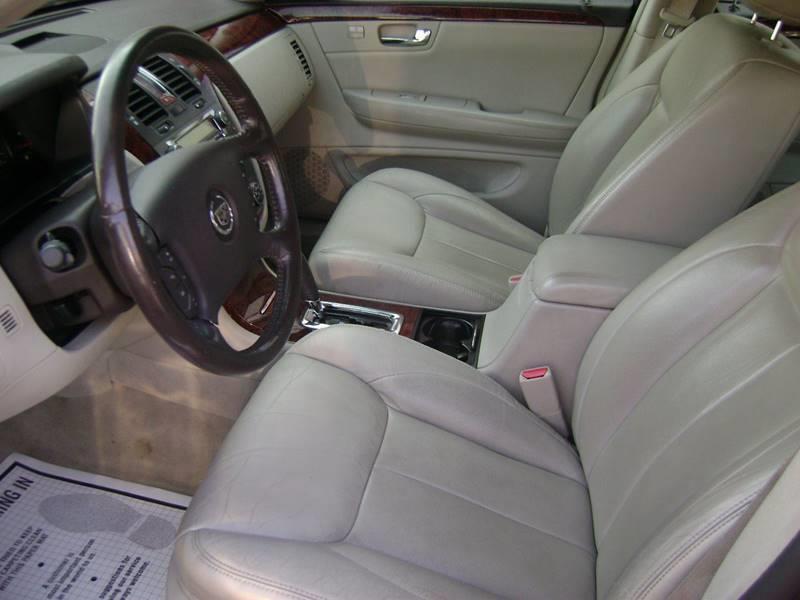 2007 Cadillac DTS Luxury I 4dr Sedan - New Bedford MA