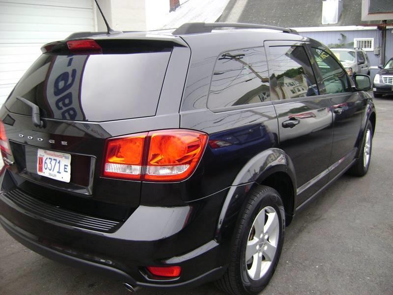 2012 Dodge Journey AWD SXT 4dr SUV - New Bedford MA