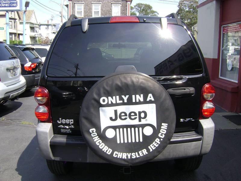 2007 Jeep Liberty Sport 4dr SUV 4WD - New Bedford MA