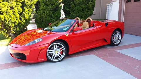 Used ferrari for sale