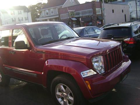 2012 Jeep Liberty for sale in New Bedford, MA