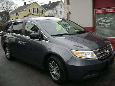 2011 Honda Odyssey for sale in New Bedford, MA