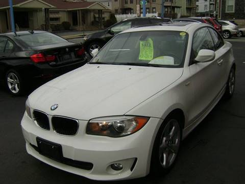 2012 BMW 1 Series for sale in New Bedford, MA