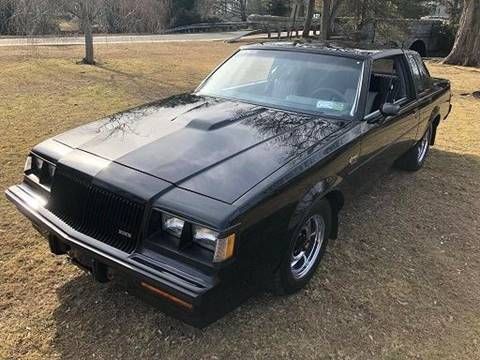 New Buick Grand National >> 1987 Buick Grand National For Sale In New Bedford Ma