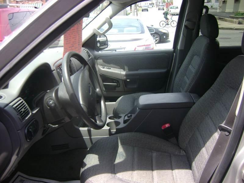 2003 Ford Explorer 4dr XLS 4WD SUV - New Bedford MA
