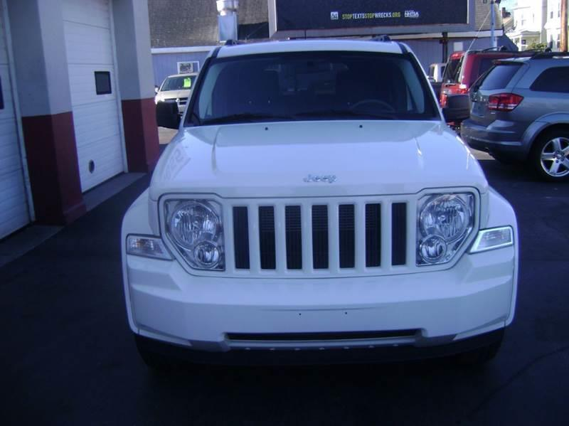 2010 Jeep Liberty 4x4 Sport 4dr SUV - New Bedford MA