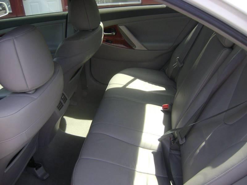 2010 Toyota Camry XLE V6 4dr Sedan 6A - New Bedford MA