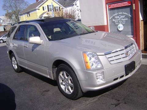 2008 Cadillac SRX for sale in New Bedford, MA