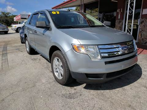 2007 Ford Edge for sale in Crystal River, FL