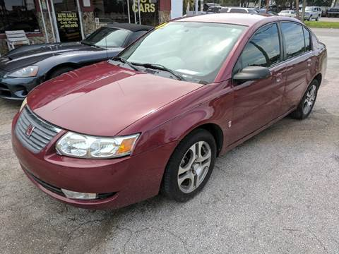 2005 Saturn Ion for sale in Crystal River, FL