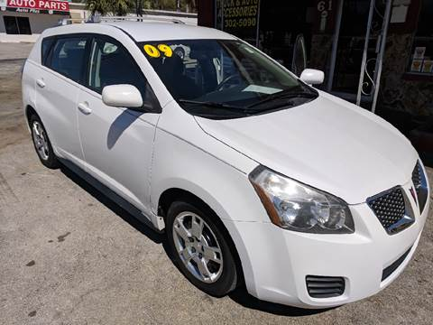 2009 Pontiac Vibe For Sale In Crystal River, FL